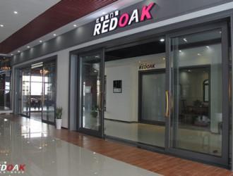 【热烈祝贺】8月8日红橡树门窗浙江绍兴专卖店盛大开业