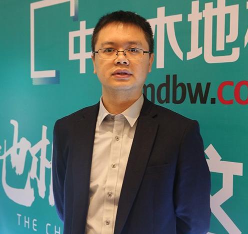 大卫地板市场总监陈乐新:从有到精 将中国地板做大做强