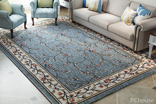 客厅地毯什么材质的好