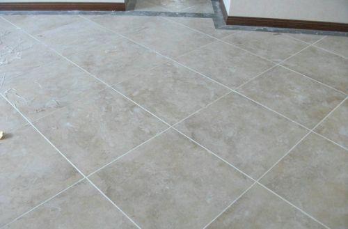 瓷砖勾缝方法