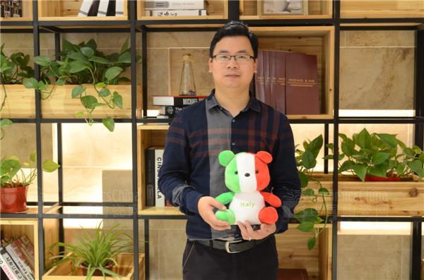 """法恩莎瓷砖熊明辉:""""品牌+团队""""才是竞争的法器"""