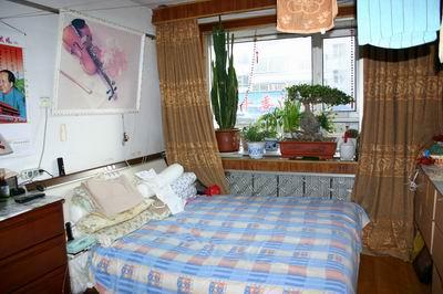 怎样装饰有缺陷的卧室呢?