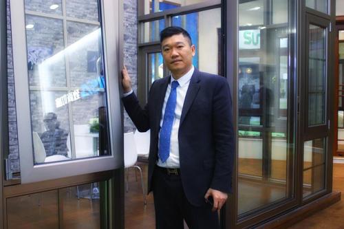李鈞洪:用健康重新定義門窗