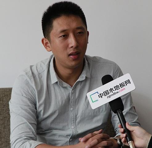 门迪尼巴洛克地板经销商姜海:联盟拓市场 服务造品牌