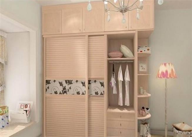 如何选购优质移门衣柜