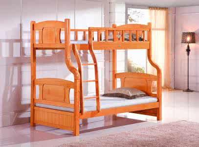 【实木儿童床】实木儿童床的选购方法