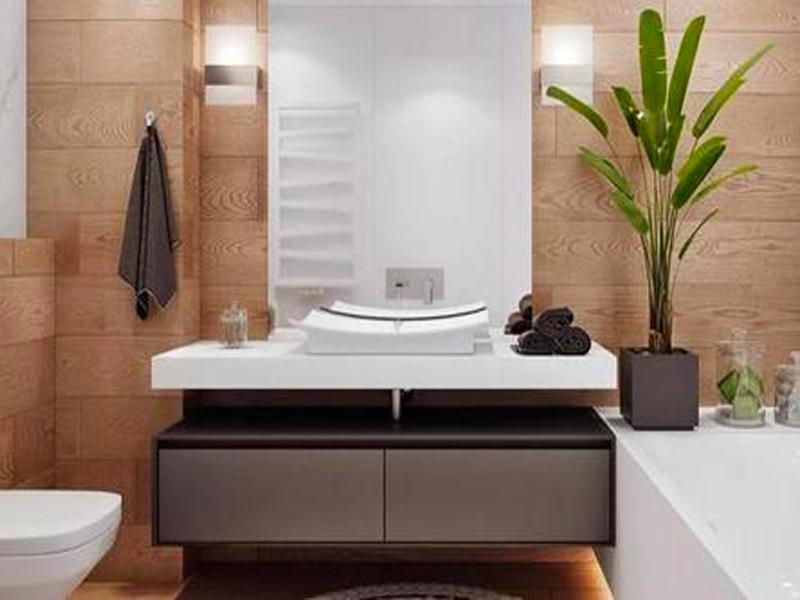 別再買老土的浴室柜了 這幾款洗漱臺讓衛生間顏值翻幾倍